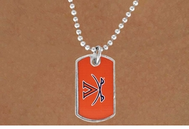 "<Br>            LEAD & NICKEL FREE!!<Br>         OFFICIALLY LICENSED!!!<bR>     W16092N - UNIVERSITY OF<Br>VIRGINIA ""CAVALIERS"" DOG TAG<Br>NECKLACE FROM $3.94 TO $8.75"
