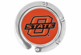 <BR>                  LEAD & NICKEL FREE!!<br>                OFFICIALLY LICENSED!!<br>          W17198BH - OKLAHOMA STATE <Br>             UNIVERSITY LOGO PURSE <BR>         HOLDER FROM $6.75 TO $15.00