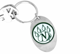 """<Br>               LEAD & NICKEL FREE!!<Br>         STERLING SILVER PLATED!!<bR>W14186KC - LICENSED NORTHWEST<Br>       MISSOURI STATE UNIVERSITY<Br>     """"BEARCATS"""" LOGO KEY CHAIN<Br>                                 AS LOW AS $1.99"""
