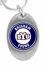 <Br>             LEAD & NICKEL FREE!!<Br>       STERLING SILVER PLATED!!<bR>W15684KC - LICENSED BRIGHAM<Br>YOUNG UNIVERSITY VIKINGS KEY<Br>     CHAIN FROM $3.94 TO $8.75