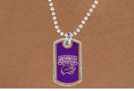 <Br>                           LEAD & NICKEL FREE!!<Br>                     STERLING SILVER PLATED!!<bR>     W17131N - LICENSED WESTERN CAROLINA<Br>                   UNIVERSITY DOG TAG LOGO  <BR>                NECKLACE FROM $3.94 TO $8.75