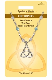 "<Br>               LEAD & NICKEL FREE!!<Br>                SYMBOLS OF FAITH!!<Br>           W15497N - ""THE TRINITY"" <Br>         NECKLACE WITH GIFT CARD<Br>   AND ENVELOPE AS LOW AS $8.47"