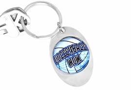 "<Br>              LEAD & NICKEL FREE!!<Br>W13121KC - ""VOLLEYBALL MOM""<Br>       KEY CHAIN AS LOW AS $1.99"