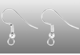 <Br>LEAD, CADMIUM, & NICKEL FREE!!<BR>                  MADE IN THE USA<Br>      W14157E - FISHHOOK WIRE<Br>       EARRINGS AS LOW AS $.23