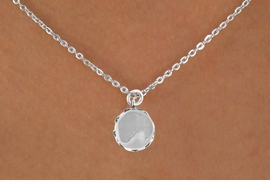 "<Br>            LEAD & NICKEL FREE!!<BR>          W14610N - DRUM ON A<Br>CHILDREN'S 12"" CHAIN NECKLACE<BR>                  AS LOW AS $3.55"