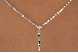 "<Br>            LEAD & NICKEL FREE!!<BR>          W14620N - FLUTE ON A<Br>CHILDREN'S 12"" CHAIN NECKLACE<BR>                  AS LOW AS $3.55"