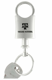 <Br>                 LEAD & NICKEL FREE!!<Br>  W14926KC - LICENSED TEXAS A&M<Br>UNIVERSITY AGGIES VALET KEY CHAIN<Br>                     AS LOW AS $2.99