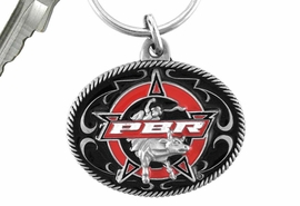 <Br>                   LEAD & NICKEL FREE!!<Br>W16064KC - SCULPTED PROFESSIONAL<Br>        BULL RIDERS KEY CHAIN FROM<bR>                         $2.99