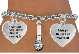<BR>        SINGERS & SPEAKERS CHARM ADJUSTABLE BRACELET WHOLESALE <bR>                 W21438B - THE NEW WAY TO EXPRESS LOVE, MOTIVATION,<BR>          POSITIVE, AFFIRMATIVE EXPRESSIONS, THAT WILL GO PERFECTLY<br>        WITH ANOTHER POSITIVE AFFIRMATION CHARM IF YOU WANT  ONE,<BR>   MORE CHOICES LOOK BELOW,  CHARM BRACELET FROM $9.73 TO $14.58<BR>                                    CostumeJewelryWholesale.com �2014