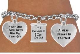 <BR>BEAUTIFUL INSPIRING MOTIVATING MESSAGES CHARM BRACELET WHOLESALE <bR>                 W21445B - THE NEW WAY TO EXPRESS LOVE, MOTIVATION,<BR>          POSITIVE, AFFIRMATIVE EXPRESSIONS, THAT WILL GO PERFECTLY<br>        WITH ANOTHER POSITIVE AFFIRMATION CHARM IF YOU WANT  ONE,<BR>   MORE CHOICES LOOK BELOW,  CHARM BRACELET FROM $9.73 TO $14.58<BR>                                    CostumeJewelryWholesale.com �2014