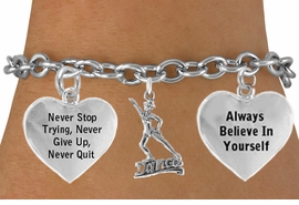 "<BR>                           "" DANCE "" TOGGLE CHARM BRACELET WHOLESALE <bR>                 W21489B - THE NEW WAY TO EXPRESS LOVE, MOTIVATION,<BR>          POSITIVE, AFFIRMATIVE EXPRESSIONS, THAT WILL GO PERFECTLY<br>        WITH ANOTHER POSITIVE AFFIRMATION CHARM IF YOU WANT  ONE,<BR>   MORE CHOICES LOOK BELOW,  CHARM BRACELET FROM $9.73 TO $14.58<BR>                                    CostumeJewelryWholesale.com �2014"