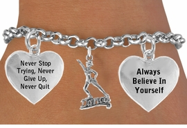 "<BR>                    "" DANCE ""  ADJUSTABLE CHARM BRACELET WHOLESALE <bR>                 W21490B - THE NEW WAY TO EXPRESS LOVE, MOTIVATION,<BR>          POSITIVE, AFFIRMATIVE EXPRESSIONS, THAT WILL GO PERFECTLY<br>        WITH ANOTHER POSITIVE AFFIRMATION CHARM IF YOU WANT  ONE,<BR>   MORE CHOICES LOOK BELOW,  CHARM BRACELET FROM $9.73 TO $14.58<BR>                                    CostumeJewelryWholesale.com �2014"