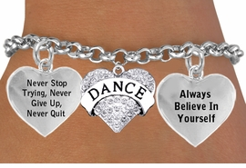 <BR>        BEAUTIFUL CRYSTAL DANCE HEART CHARM BRACELET WHOLESALE <bR>                 W21437B - THE NEW WAY TO EXPRESS LOVE, MOTIVATION,<BR>          POSITIVE, AFFIRMATIVE EXPRESSIONS, THAT WILL GO PERFECTLY<br>        WITH ANOTHER POSITIVE AFFIRMATION CHARM IF YOU WANT  ONE,<BR>   MORE CHOICES LOOK BELOW,  CHARM BRACELET FROM $9.73 TO $14.58<BR>                                    CostumeJewelryWholesale.com �2014