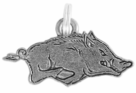 <Br>OFFICIALLY LICENSED COLLEGE CHARM!!<Br>                     LEAD & NICKEL FREE!!<Br>    W932SC - UNIVERSITY OF ARKANSAS<Br>              CHARM FROM $1.49