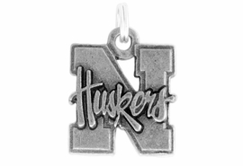 <Br>OFFICIALLY LICENSED COLLEGE CHARM!!<Br>                   LEAD & NICKEL FREE!!<Br>   W960SC - UNIVERSITY  OF NEBRASKA <Br>                      FROM $2.69 TO $3.85