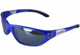 """<br>OFFICIALLY LICENSED COLLEGE!!<BR>     W13753SG - UNIVERSITY OF<Br>       MEMPHIS """"TIGERS"""" LOGO<BR>  SUNGLASSES AS LOW AS $5.50"""
