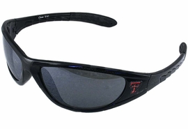 """<br>     OFFICIALLY LICENSED COLLEGE!!<BR>W13802SG - TEXAS TECH UNIVERSITY<Br> """"RED RAIDERS"""" LOGO SUNGLASSES<bR>                     AS LOW AS $5.50"""