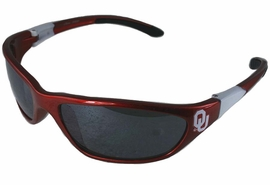 "<br>OFFICIALLY LICENSED COLLEGE!!<BR>    W14065SG - UNIVERSITY OF<Br>  OKLAHOMA ""SOONERS"" LOGO<BR>  SUNGLASSES AS LOW AS $5.50"