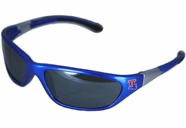 "<BR>OFFICIALLY LICENSED COLLEGE!!<BR>   W14210SG - LOUISIANA TECH<Br> UNIVERSITY ""BULLDOGS"" LOGO<BR>  SUNGLASSES AS LOW AS $5.50"