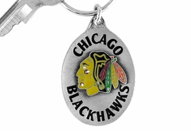 <Br>                OFFICIALLY LICENSED!!<Br>         NATIONAL HOCKEY LEAGUE!!<Br>W14959KC - CHICAGO BLACKHAWKS<Br>   LOGO KEY CHAIN AS LOW AS $1.99