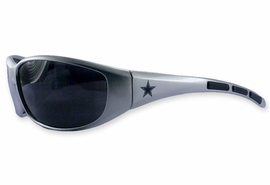 "<BR>   OFFICIALLY LICENSED NFL ITEM!! <BR>W19582SG - NFL DALLAS COWBOYS <Br>""COWBOYS STAR"" LOGO SUNGLASSES<br>              FROM $9.00 TO $20.00"