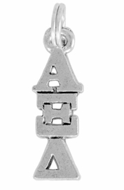 <Br>OFFICIALLY LICENSED SORORITY CHARM!!<Br>                     LEAD & NICKEL FREE!!<Br>                 W847SC - ALPHA XI DELTA <Br>              CHARM FROM $4.10 TO $6.75