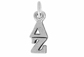 <Br>OFFICIALLY LICENSED SORORITY CHARM!!<Br>                     LEAD & NICKEL FREE!!<Br>             W859SC - DELTA ZETA <Br>               CHARM FROM $4.10 TO $6.75