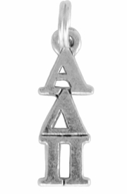 <Br>OFFICIALLY LICENSED SORORITY CHARM!!<Br>                     LEAD & NICKEL FREE!!<Br>             W865SC - ALPHA DELTA PI <Br>              CHARM FROM $4.10 TO $6.75