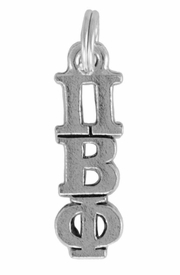 <Br>OFFICIALLY LICENSED SORORITY CHARM!!<Br>                     LEAD & NICKEL FREE!!<Br>                    W887SC - PI BETA PHI <Br>               CHARM FROM $4.10 TO $6.75