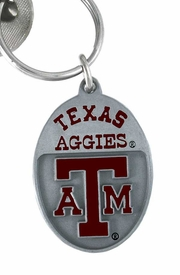 <br>                 OFFICIALLY  LICENSED!!<br>W14804KC - TEXAS A&M UNIVERSITY<br>  AGGIES KEY CHAIN AS LOW AS $2.99