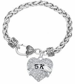 "<BR>                       THE ""PERFECT GIFT""<BR>"" 5K ""  BRACELET EXCLUSIVELY OURS!!   <Br>               AN ALLAN ROBIN DESIGN!!   <br>                         HYPOALLERGENIC<BR>        NICKEL, LEAD & CADMIUM FREE!   <BR>W1776B1- FROM $5.98 TO $12.85 �2015"