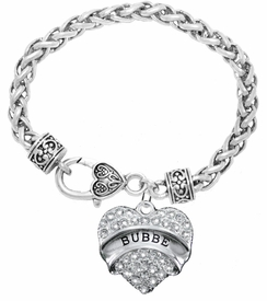 "<BR>                       THE ""PERFECT GIFT""<BR>""BUBBE"" BRACELET EXCLUSIVELY OURS!!   <Br>               AN ALLAN ROBIN DESIGN!!   <br>                         HYPOALLERGENIC<BR>        NICKEL, LEAD & CADMIUM FREE!   <BR>W1783B1- FROM $5.98 TO $12.85 �2015"