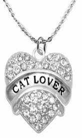 "<BR>                       THE ""PERFECT GIFT""<BR>       ""CAT LOVER""  EXCLUSIVELY OURS!!   <Br>               AN ALLAN ROBIN DESIGN!!   <br>                         HYPOALLERGENIC<BR>        NICKEL, LEAD & CADMIUM FREE!!   <BR>W1790N11- FROM $5.98 TO $12.85 �2015"