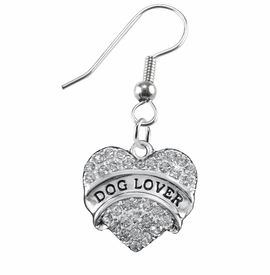 "<BR>                       THE ""PERFECT GIFT""<BR>""DOG LOVER"" EARRING EXCLUSIVELY OURS!!   <Br>               AN ALLAN ROBIN DESIGN!!   <br>                         HYPOALLERGENIC<BR>        NICKEL, LEAD & CADMIUM FREE!   <BR>W1779E1- FROM $5.98 TO $12.85 �2015"