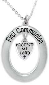 "<BR>                       THE ""PERFECT GIFT""<BR>       ""FIRST COMMUNION""  EXCLUSIVELY OURS!!   <Br>               AN ALLAN ROBIN DESIGN!!   <br>                         HYPOALLERGENIC<BR>        NICKEL, LEAD & CADMIUM FREE!!   <BR>W257F1- FROM $5.98 TO $12.85 �2015"