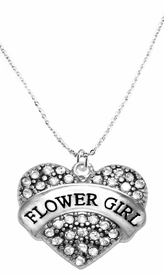 "<BR>                       THE ""PERFECT GIFT""<BR>       ""FLOWER GIRL""  EXCLUSIVELY OURS!!   <Br>               AN ALLAN ROBIN DESIGN!!   <br>CHILDREN'S 12 INCH + 3 INCH EXTENSION<BR>              HYPOALLERGENIC NECKLACE<BR>            NICKEL, LEAD & CADMIUM FREE!!   <BR>W1683N8- FROM $5.98 TO $12.85 �2015"