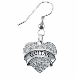 "<BR>                       THE ""PERFECT GIFT""<BR>""GUITAR""  EARRING EXCLUSIVELY OURS!!   <Br>               AN ALLAN ROBIN DESIGN!!   <br>                         HYPOALLERGENIC<BR>        NICKEL, LEAD & CADMIUM FREE!   <BR>W1784E1- FROM $6.20 TO $12.85 �2015"