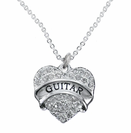 "<BR>                       THE ""PERFECT GIFT""<BR>""GUITAR"" NECKLACE EXCLUSIVELY OURS!!   <Br>               AN ALLAN ROBIN DESIGN!!   <br>                         HYPOALLERGENIC<BR>        NICKEL, LEAD & CADMIUM FREE!   <BR>W1784N1- FROM $5.98 TO $12.85 �2015"