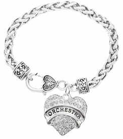 "<BR>                       THE ""PERFECT GIFT""<BR>""ORCHESTRA""  BRACELET EXCLUSIVELY OURS!!   <Br>               AN ALLAN ROBIN DESIGN!!   <br>                         HYPOALLERGENIC<BR>        NICKEL, LEAD & CADMIUM FREE!   <BR>W1781B1- FROM $5.98 TO $12.85 �2015"
