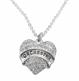 "<BR>                       THE ""PERFECT GIFT""<BR>""ORCHESTRA""  NECKLACE EXCLUSIVELY OURS!!   <Br>               AN ALLAN ROBIN DESIGN!!   <br>                         HYPOALLERGENIC<BR>        NICKEL, LEAD & CADMIUM FREE!   <BR>W1781N1- FROM $5.98 TO $12.85 �2015"