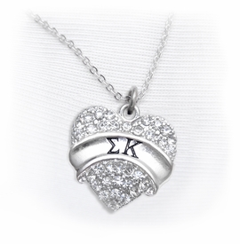 <BR>LICENSED SORORITY JEWELRY MANUFACTURER<BR>           SIGMA KAPPA SORORITY NECKLACE<BR>              NICKEL, LEAD,  & CADMIUM FREE! <BR>                    EXCLUSIVELY OURS W1733N1<BR>            FROM $7.90 TO $12.50 EACH �2015 <BR>