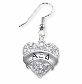 <BR>LICENSED SORORITY JEWELRY MANUFACTURER<BR>           ALPHA XI DELTA SORORITY EARRINGS<BR>                 NICKEL, LEAD,  & CADMIUM FREE! <BR>                       EXCLUSIVELY OURS W1736E1<BR>               FROM $7.90 TO $12.50 EACH �2015 <BR>