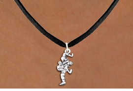 "<br>      WHOLESALE SPORTS FASHION JEWELRY <bR>                   EXCLUSIVELY OURS!! <BR>         AN ALLAN ROBIN DESIGN!! <BR>   CLICK HERE TO SEE 1000+ EXCITING <BR>      CHANGES THAT YOU CAN MAKE! <BR>        CADMIUM, LEAD & NICKEL FREE!! <BR>  W1552SN - DETAILED 3D SILVER TONE <BR> ""TWO WRESTLERS"" CHARM & NECKLACE <BR>             FROM $4.85 TO $8.30 �2014"
