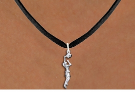 <br>      WHOLESALE FASHION SPORTS JEWELRY <bR>                   EXCLUSIVELY OURS!! <BR>         AN ALLAN ROBIN DESIGN!! <BR>   CLICK HERE TO SEE 1000+ EXCITING <BR>      CHANGES THAT YOU CAN MAKE! <BR>        CADMIUM, LEAD & NICKEL FREE!! <BR>  W1558SN - DETAILED 3D SILVER TONE LADY <BR>BASKETBALL DUNK CHARM & NECKLACE <BR>             FROM $4.85 TO $8.30 �2014