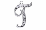 "W1592-T-SC CRYSTAL SCRIPT ""T"" CHARM <BR><FONT size=""2"">Buy 1-2 for $4.25 Each<br>Buy 3-5 for $4.15 Each<br>Buy 6-11 for $3.65 Each<br>Buy 12-23 for $3.45 Each<br>Buy 24-49 for $3.25 Each<br>Buy 50 or More for $3.09 Each</font>"