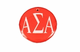"W1621SC - ALPHA SIGMA ALPHA COLOR DISK CHARM<BR><FONT size=""2"">Buy 1-2 for $6.25 Each<br>Buy 3-5 for $5.63 Each<br>Buy 6-11 for $3.75 Each<br>Buy 12-23 for $3.56 Each<br>Buy 24-49 for $3.31 Each<br>Buy 50 or More for $2.94 Each</font>"