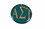 "W1622SC - ALPHA SIGMA TAU COLOR DISK CHARM<BR><FONT size=""2"">Buy 1-2 for $6.25 Each<br>Buy 3-5 for $5.63 Each<br>Buy 6-11 for $3.75 Each<br>Buy 12-23 for $3.56 Each<br>Buy 24-49 for $3.31 Each<br>Buy 50 or More for $2.94 Each</font>"