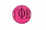 "W1626SC - GAMMA PHI BETA COLOR DISK CHARM<BR><FONT size=""2"">Buy 1-2 for $6.25 Each<br>Buy 3-5 for $5.63 Each<br>Buy 6-11 for $3.75 Each<br>Buy 12-23 for $3.56 Each<br>Buy 24-49 for $3.31 Each<br>Buy 50 or More for $2.94 Each</font>"
