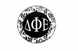 "W1648SC - DELTA PHI EPSILON BLACK AND WHITE FLORAL DISK CHARM<BR><FONT size=""2"">Buy 1-2 for $6.25 Each<br>Buy 3-5 for $5.63 Each<br>Buy 6-11 for $3.75 Each<br>Buy 12-23 for $3.56 Each<br>Buy 24-49 for $3.31 Each<br>Buy 50 or More for $2.94 Each</font>"