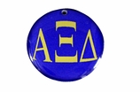 "W1661SC - ALPHA XI DELTA COLOR DISK CHARM<BR><FONT size=""2"">Buy 1-2 for $6.25 Each<br>Buy 3-5 for $5.63 Each<br>Buy 6-11 for $3.75 Each<br>Buy 12-23 for $3.56 Each<br>Buy 24-49 for $3.31 Each<br>Buy 50 or More for $2.94 Each</font>"